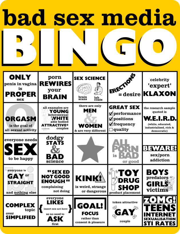 bad sex media bingo draft 3