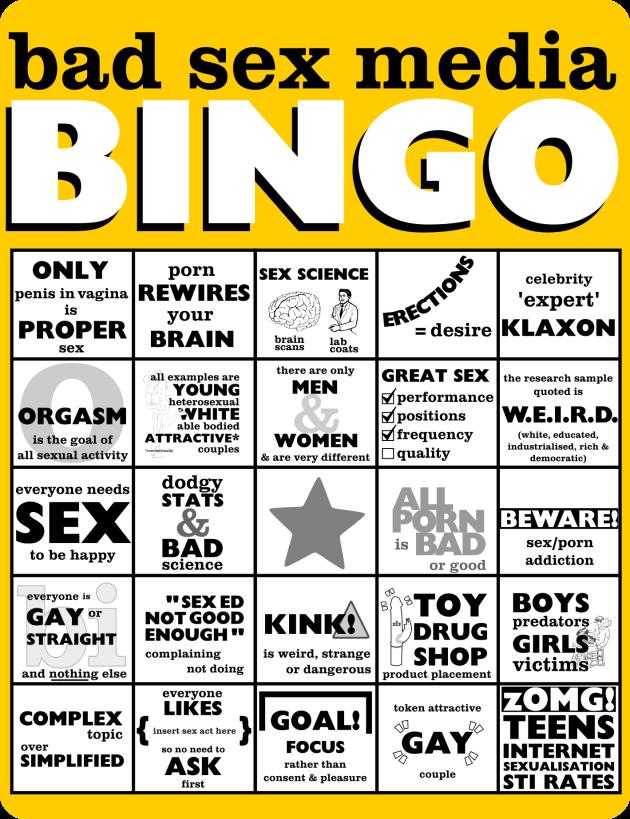 bad sex media bingo draft 3